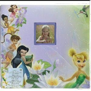 "12""X12"" Disney Tinkerbell Scrapbook"